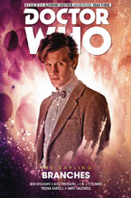 Image: Doctor Who - The 11th Doctor: The Sapling Vol. 03: Branches HC  - Titan Comics