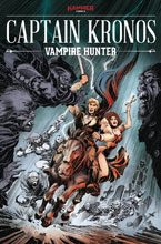 Image: Captain Kronos: Vampire Hunter SC  - Titan Comics