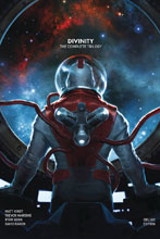 Image: Divinity: The Complete Trilogy Deluxe Edition HC  - Valiant Entertainment LLC
