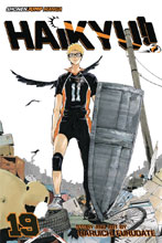 Image: Haikyu!! Vol. 19 GN  - Viz Media LLC
