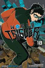 Image: World Trigger Vol. 18 SC  - Viz Media LLC