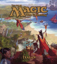 Image: Art of Magic the Gathering: Ixalan HC  - Viz Media LLC