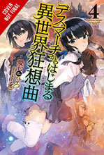 Image: Death March: Parallel World Rhapsody Novel Vol. 04  - Yen On