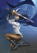 Image: Grimm Fairy Tales Vol. 02 #14 (cover C - Santacruz)  [2018] - Zenescope Entertainment Inc