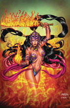 Image: Grimm Fairy Tales: Dance of the Dead #6 (cover C - Reyes) - Zenescope Entertainment Inc