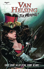 Image: Van Helsing vs. The Werewolf SC  - Zenescope Entertainment Inc