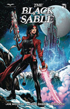 Image: Black Sable SC  - Zenescope Entertainment Inc