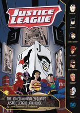 Image: Justice League: The Joker and Harley Quinn's Justice League Jailhouse SC  - Capstone Press