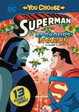 Image: Superman You Choose: Apokolips Invasion SC  - Stone Arch Books