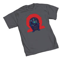 Image: Darkseid by Chris Burnham T-Shirt  (XXL) - Graphitti Designs