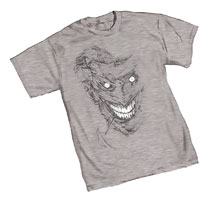 Image: Joker T-Shirt: Crazy Again  (XXL) - Graphitti Designs