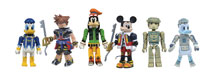 Image: Kingdom Hearts Minimates Series 1 Assortment  - Diamond Select Toys LLC