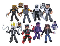 Image: Marvel Minimates Series 75 Assortment  - Diamond Select Toys LLC