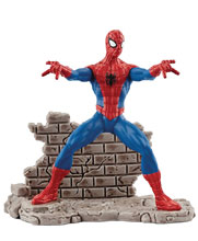 Image: Marvel PVC Figure 01: Spider-Man  - Schleich North America Llp