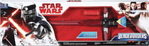Image: Star Wars: E8 Bladebuilder Kylo Ren Deluxe Elec Lightsaber Case  - Hasbro Toy Group