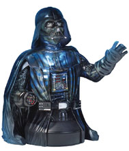 Image: Star Wars Collectible Mini-Bust: Darth Vader  (Emperor's Wrath) - Gentle Giant Studios