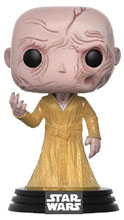 Image: Pop! Star Wars E8 Vinyl Figure: Supreme Leader Snoke  - Funko