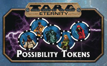 Image: Torg Eternity RPG: Possibilities Chips  - Paizo Inc