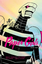 Image: Paper Girls Deluxe Edition Vol. 02 HC  - Image Comics