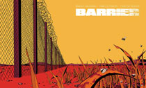 Image: Barrier Limited Edition Slipcase Set  - Image Comics