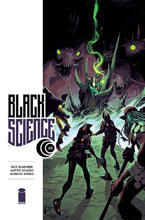 Image: Black Science #40 (cover A - Scalera) - Image Comics