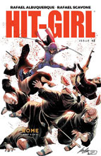 Image: Hit-Girl #12 (cover A - Albuquerque) - Image Comics