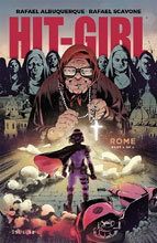 Image: Hit-Girl #12 (cover C - Roe) - Image Comics
