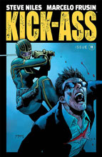 Image: Kick-Ass #11 (cover A - Frusin) - Image Comics