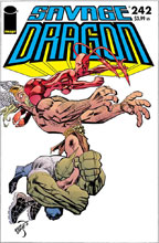 Image: Savage Dragon #242 - Image Comics