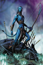 Image: Avatar: Tsu'tey's Path #1 (cover A - Wheatley) (Web Super Special) - Dark Horse Comics