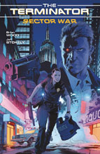 Image: Terminator: Sector War Vol. 01 SC  - Dark Horse Comics
