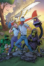 Image: Mystery Science Theater 3000 #5 (cover A - Nauck) - Dark Horse Comics