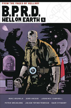 Image: B.P.R.D.: Hell on Earth Vol. 05 HC  - Dark Horse Comics
