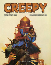 Image: Creepy Archives Vol. 28 HC  - Dark Horse Comics