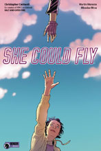 Image: She Could Fly SC  - Dark Horse Comics