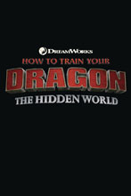 Image: Art of How Train Your Dragon: Hidden World HC  - Dark Horse Comics