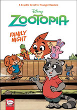 Image: Disney Zootopia: Family Night HC  - Dark Horse Comics