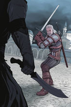 Image: Witcher: Of Flesh & Flame #2 - Dark Horse Comics