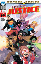 Image: Young Justice #1 - DC-Wonder Comics