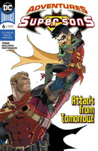 Image: Adventures of the Super Sons #6 - DC Comics