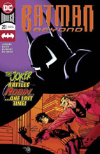 Image: Batman Beyond #28 - DC Comics
