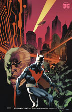 Image: Batman Beyond #28 (variant cover - Chris Stevens) - DC Comics