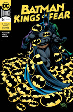 Image: Batman: Kings of Fear #6 - DC Comics