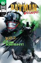 Image: Batman Who Laughs #2 - DC Comics
