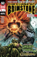 Image: Curse of Brimstone Annual #1 - DC Comics