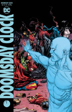 Image: Doomsday Clock #9 (variant cover) - DC Comics