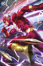 Image: Flash #61 (variant cover - Derrick Chew) - DC Comics