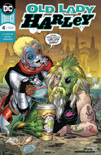 Image: Old Lady Harley #4 - DC Comics