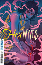Image: Hex Wives #4 - DC Comics - Vertigo