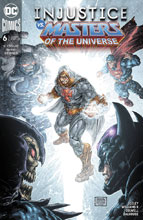 Image: Injustice vs. Masters of the Universe #6 - DC Comics